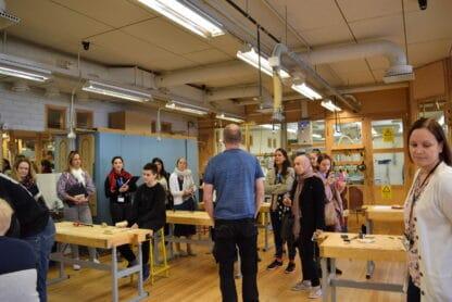 Principals in Finland, study tour