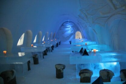 Snow Castle Finnish Pedagogy Study Tour