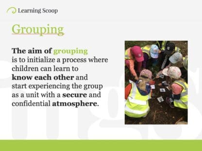 Lesson planning in early childhood education online course