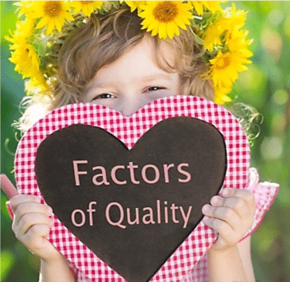 Quality and assessment in early childhood education
