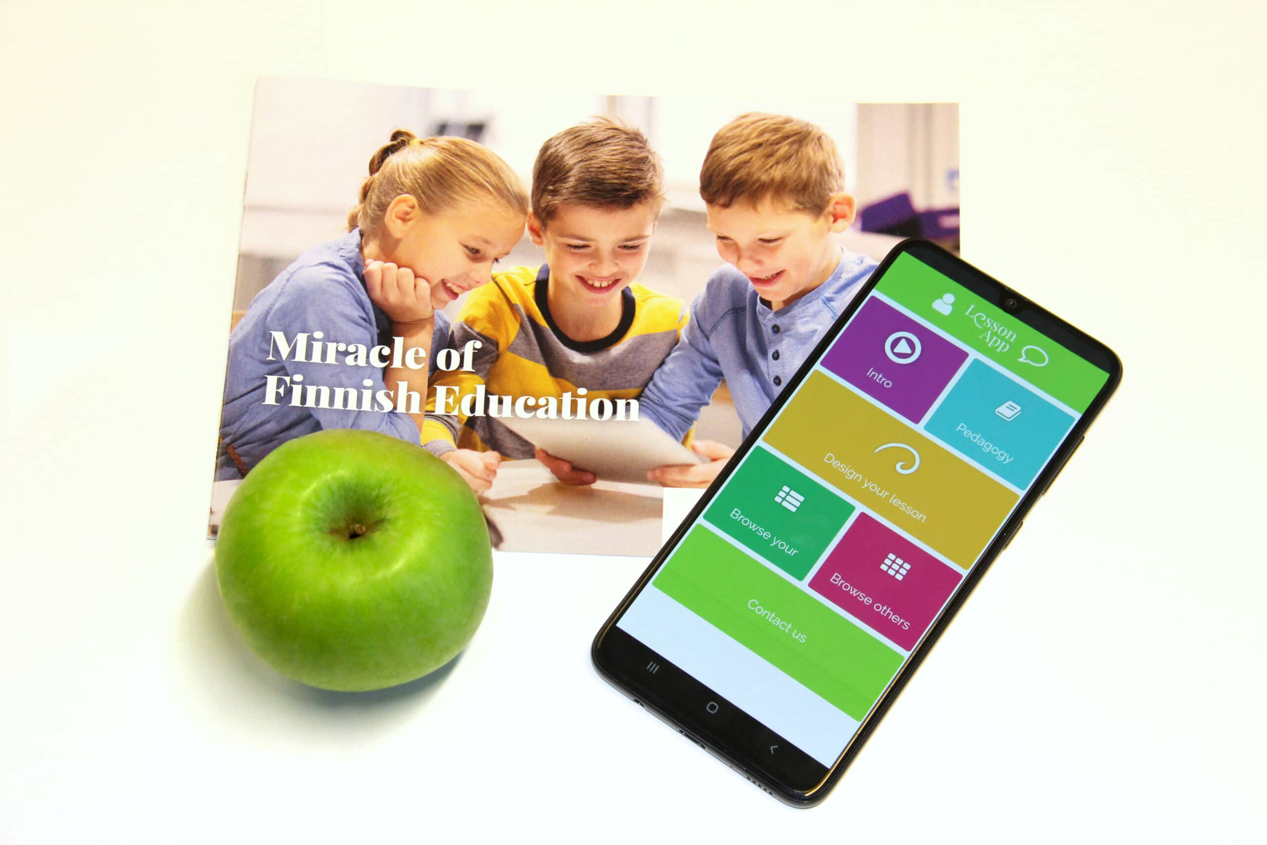 LessonApp herramienta para planear clases para docentes LessonApp a tool to plan lessons