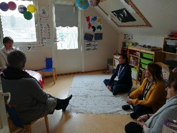 Co-operation in Finnish early childhood education