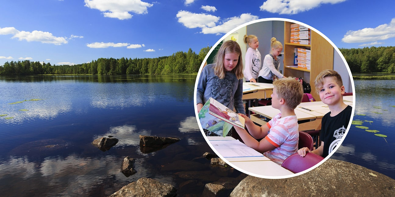 Finland Education Shop, cover picture