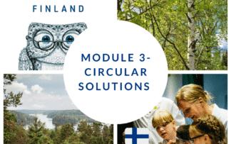 Circular solutions STEAM online course for teachers