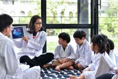 playful science lessons in early childhood education