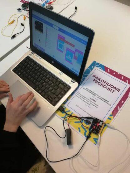 Micro:bit fosters digital creativity