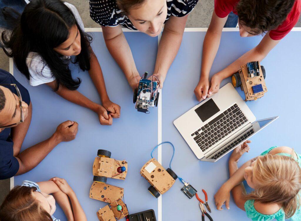 CodeSchool Finland_kids coding