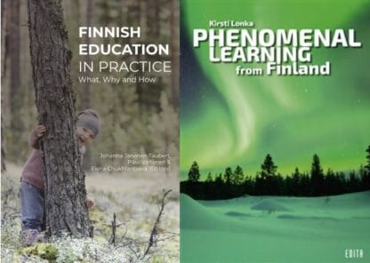 Book Finnish Education in practice Phenomenal learning from Finland