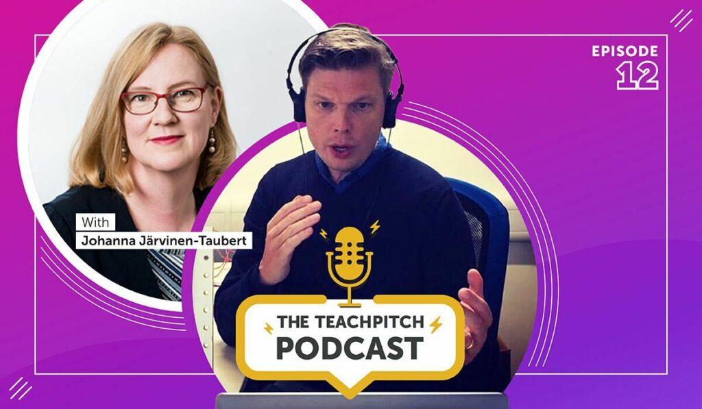 Podcast The Finnish Teacher